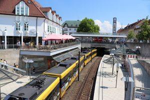VVS Haltestelle Löwen-Markt