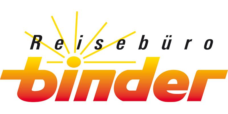 Logo Reisebüro Binder